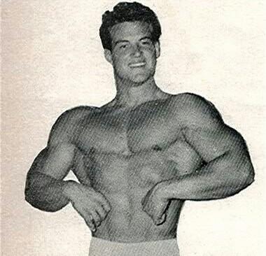 Steve Reeves Posing part 43