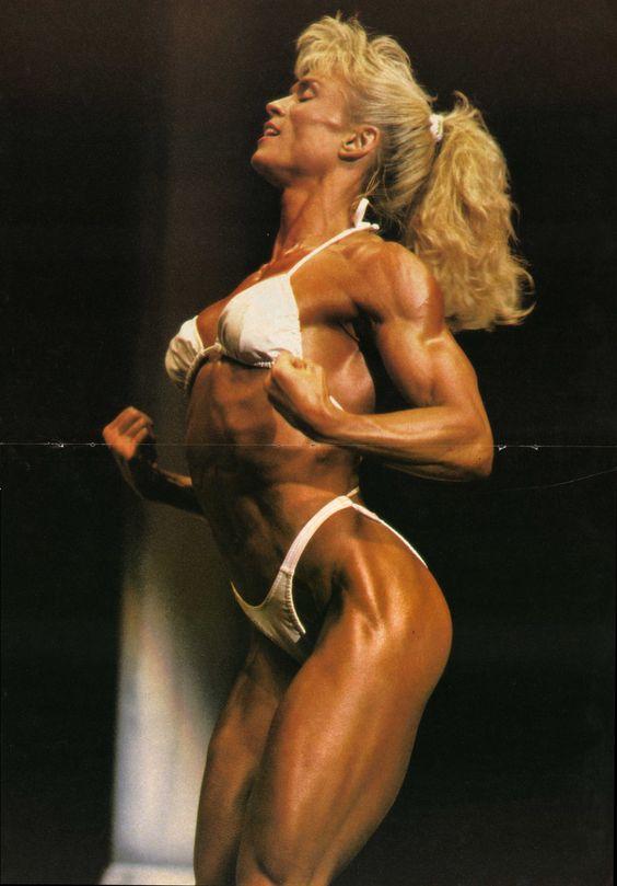 Tonya Knight Posing