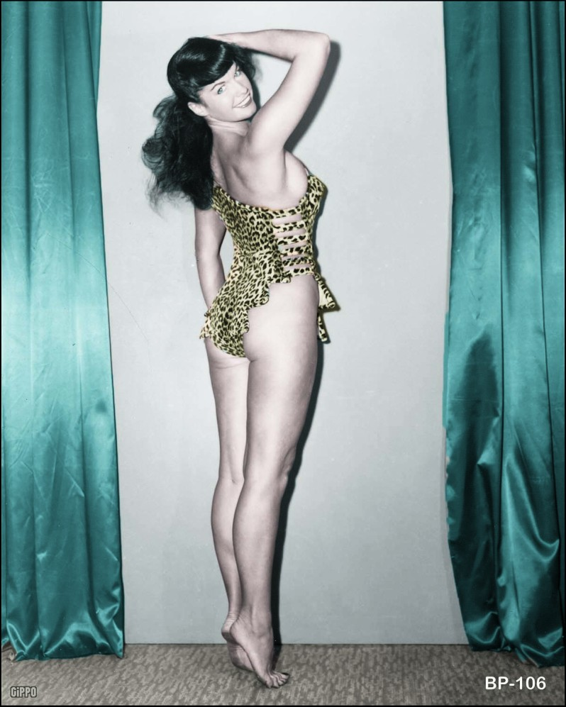 Bettie Mae Page Posing part 14