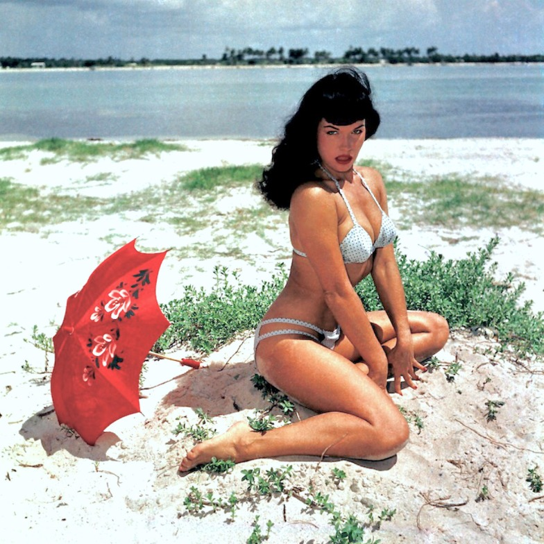 Bettie Mae Page Posing part 15