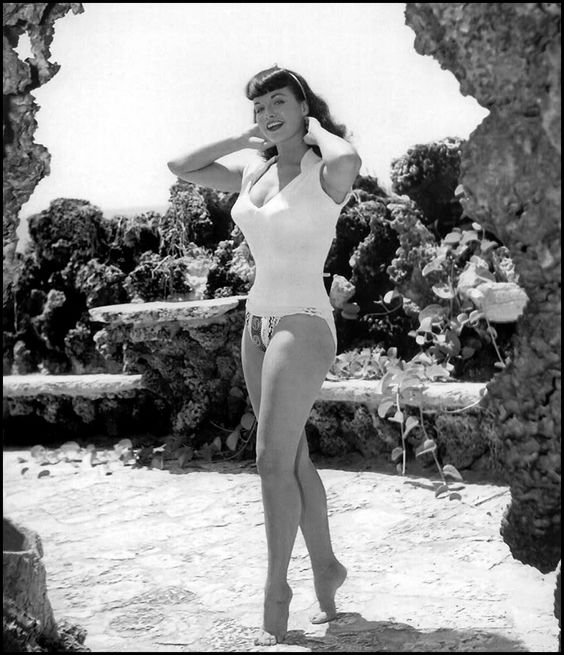 Bettie Mae Page Posing part 19