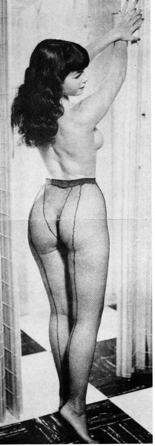 Bettie Mae Page Posing part 20