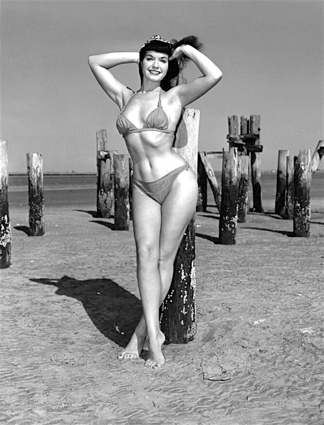 Bettie Mae Page Posing part 21