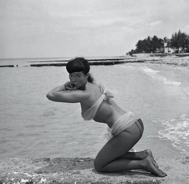 Bettie Mae Page Posing part 22