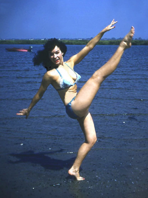 Bettie Mae Page Posing part 6