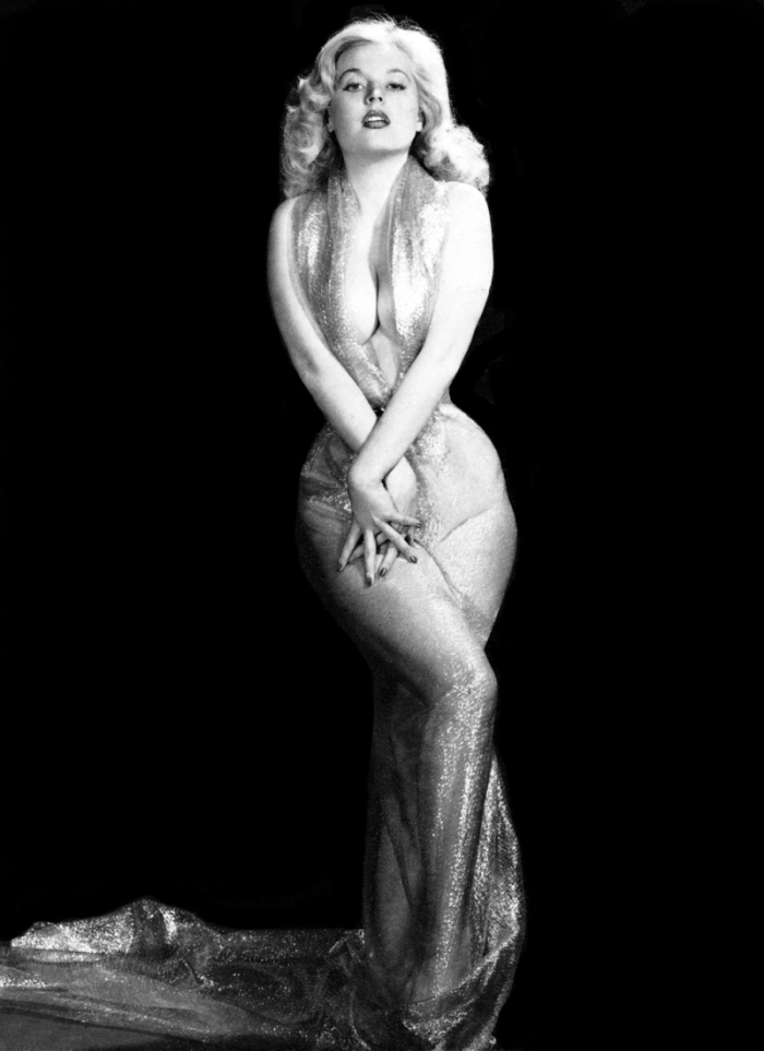 Betty Brosmer Posing part 23