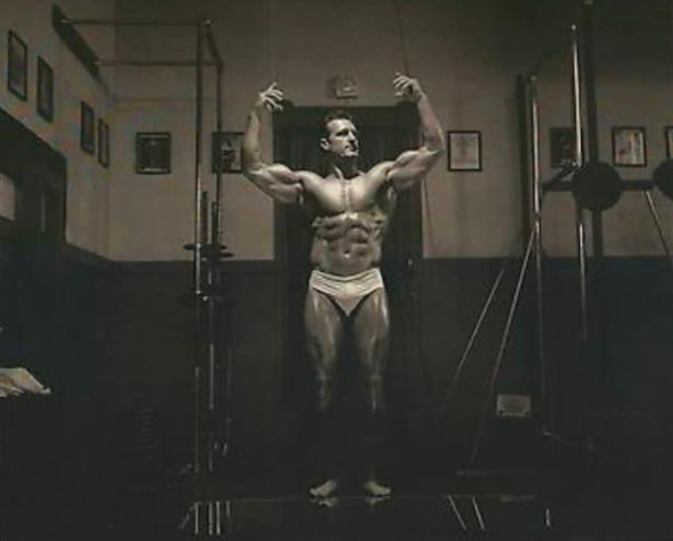 Clarence Clancy Ross Posing part 18