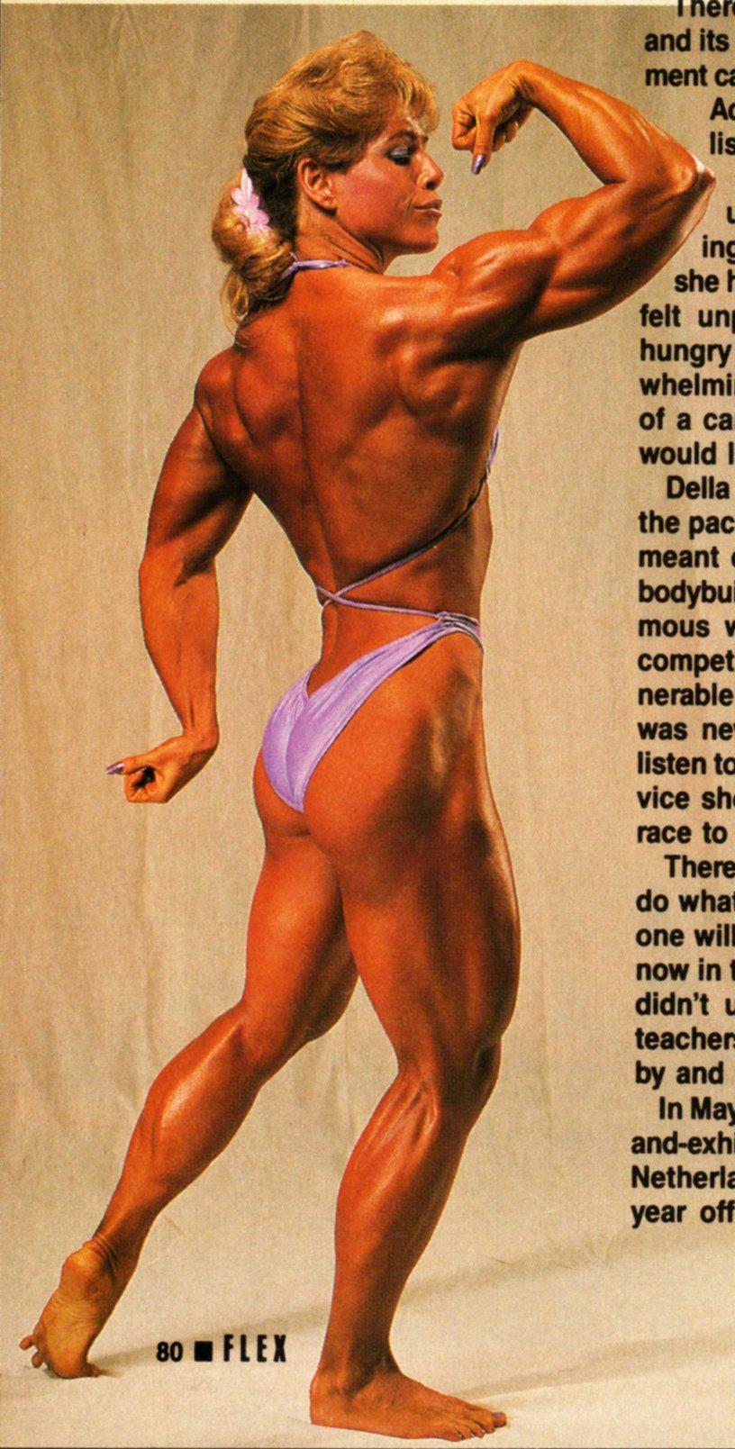 Della Wagnon Posing part 5