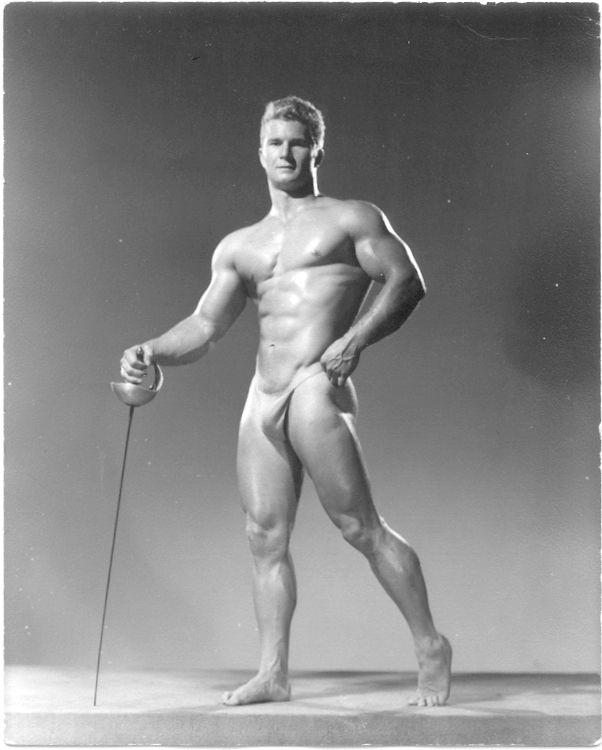 Eric Pedersen Posing part 4