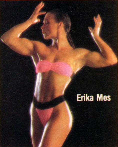 Erika Mes Posing part 11