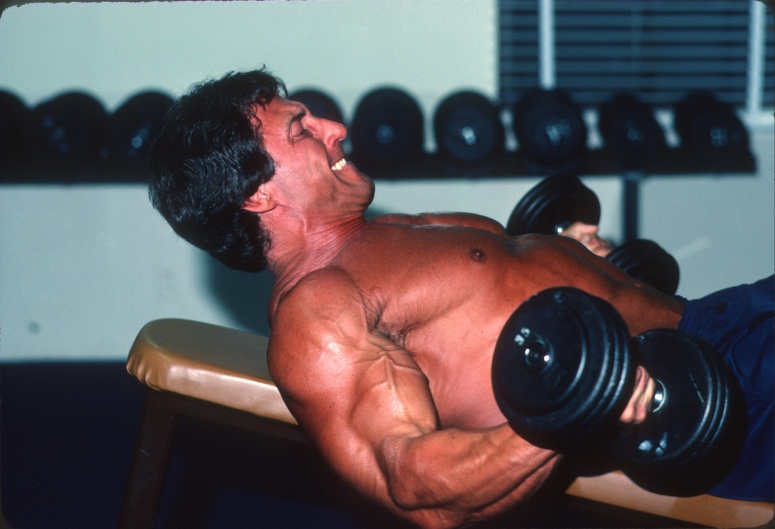 Frank Zane Training