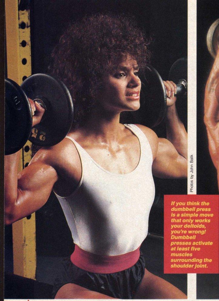 Gladys Portugues Training part 3