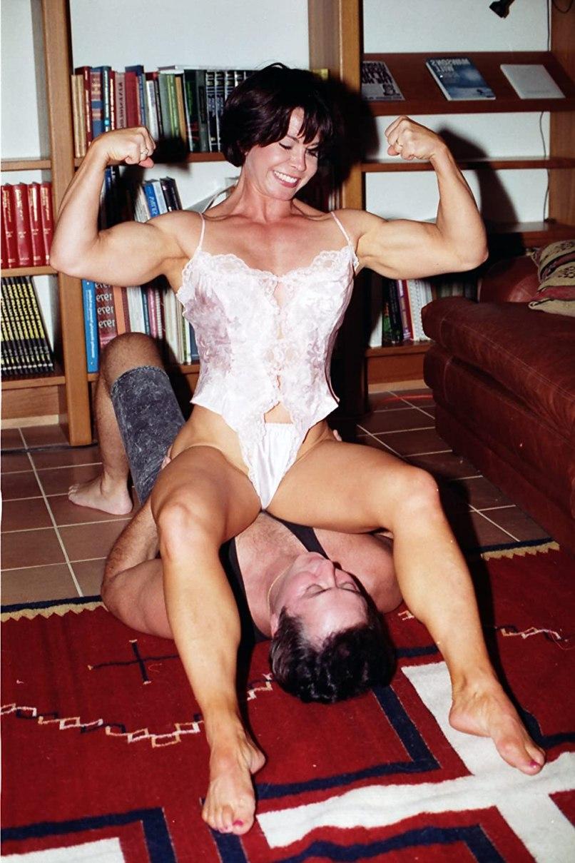 Janice Ragain Posing part 10