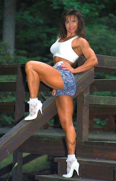 Janice Ragain Posing part 11