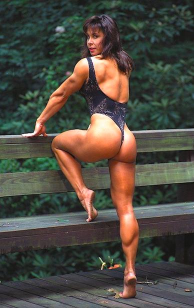 Janice Ragain Posing part 12