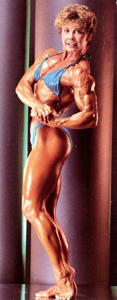 Janice Ragain Posing part 5