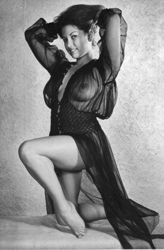 June Palmer Posing part 7