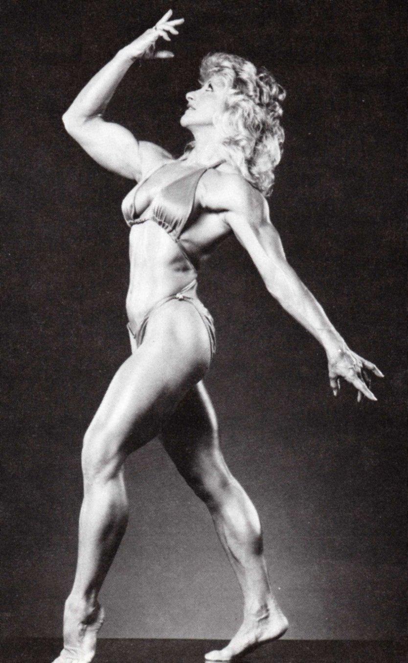Kay Baxter Posing part 2