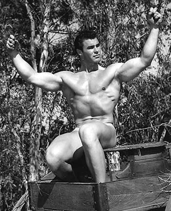 Keith Stephan Posing part 11
