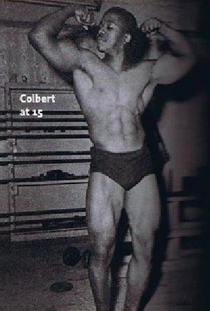 Leroy Colbert Posing part 4