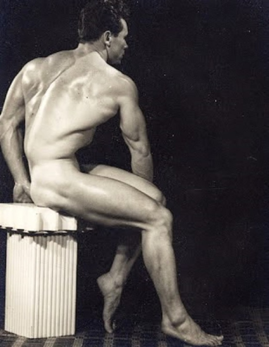 Norman Tousley Posing part 6