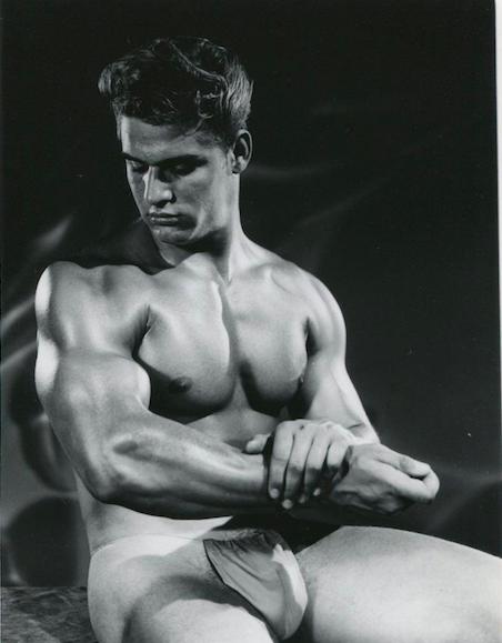 Richard Dick Dubois Posing part 7