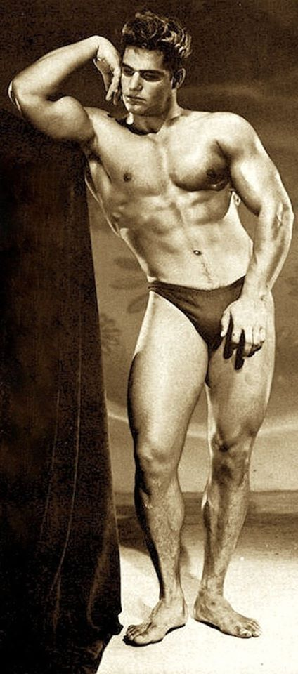 Richard Dick Dubois Posing part 9