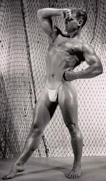 Robert Fedell Posing part 4