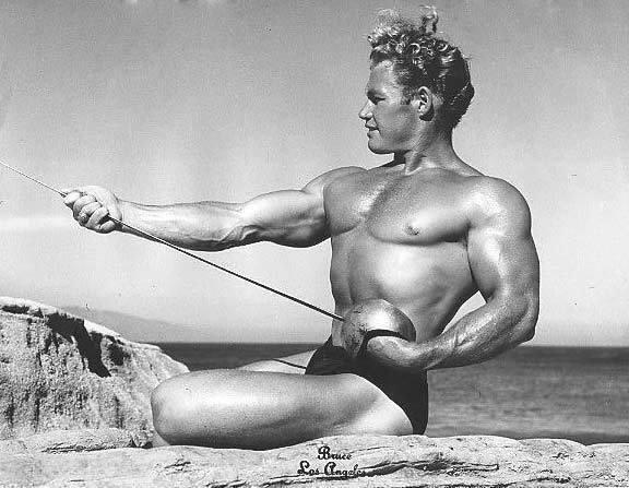 Roy Hilligenn Posing part 2