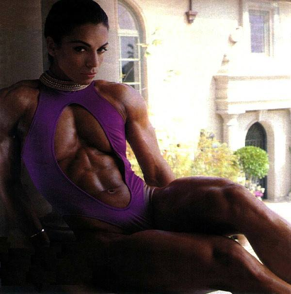 Sharon Bruneau Posing part 30