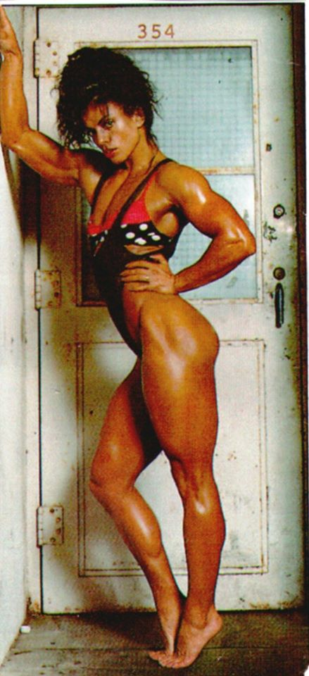 Sharon Bruneau Posing part 33