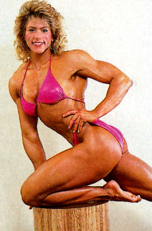 Shelley Beattie Posing part 3