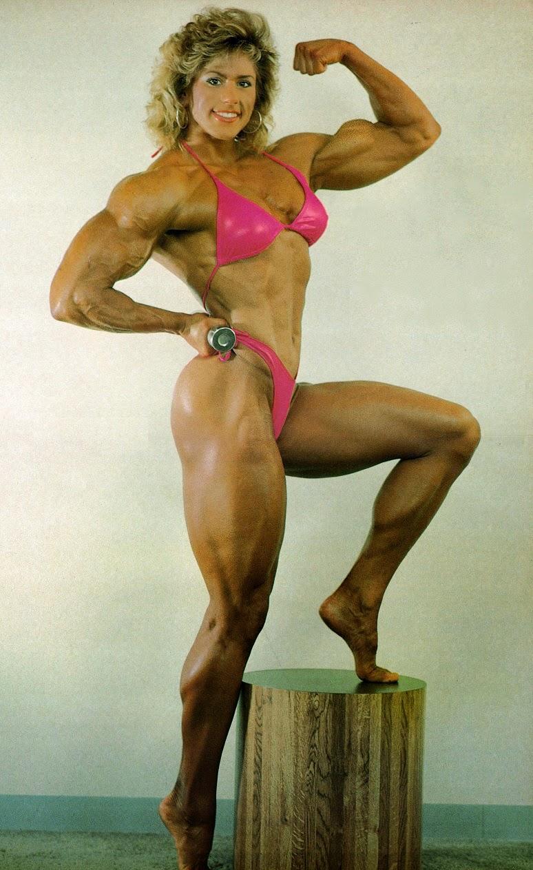 Shelley Beattie Posing part 4