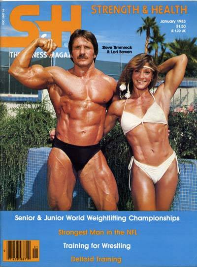 Steve Timmreck and Lori Bowen Posing