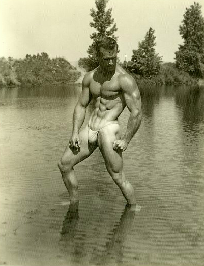 Vic Seipke Posing part 3
