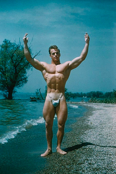 Vic Seipke Posing part 5