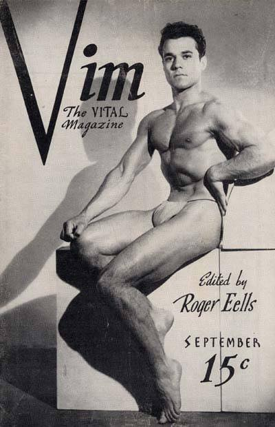 Walt Baptiste Posing