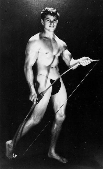 Zaro Rossi Posing